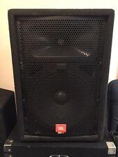 Four 2-Way Passive Speakers JBL JRX 112