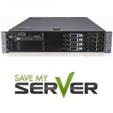 "Dell PowerEdge R710 8-Core 2.5"" Server 32GB RAM PERC6i iDRAC6 + 2x 300GB SAS"