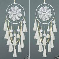 Handmade Macrame Wall Hanging Dream Catcher Large Knitted Bedroom Home Hangings