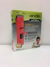 Andis UltraEdge Super 2-Speed Detachable Blade Clipper Professional Animal/Dog