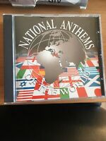 Various : National Anthems of the World CD Highly Rated eBay Seller Great Prices