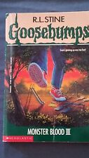 GOOSEBUMPS #29 Monster Blood R. L. Stine MORE BOOK IN OUR STORE
