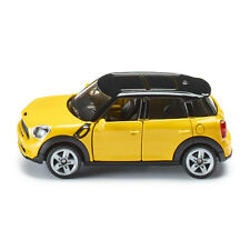 Siku 1454 Mini Countryman jaune Maquette de voiture échelle 1:55 NOUVEAUX! °
