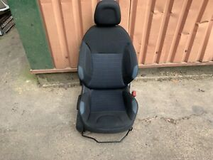2015 Peugeot 208 O/S/F Seat Drivers Side Front 5 door