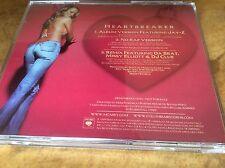MARIAH CAREY - Heartbreaker - USA 3trk Promo Only Cd Single.
