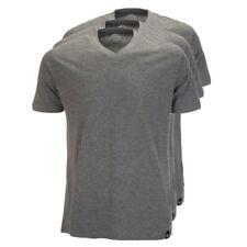 Dickies T-shirt V-neck - Pack Of 3 Dark grau Melange L