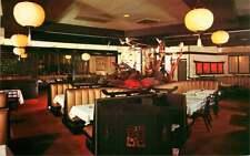 Postcard Far East Terrace Chinese Restaurant, North Hollywood, California 1950s
