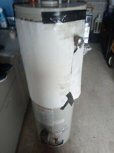 Ao Smith Water Heater Gas 30 Gallon