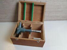 "Mitutoyo Three Point Internal Holtest Micrometer 6-7"" 368-819"