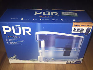 PUR DS-1800Z max ion  30-Cup 2-Stage Water Filter Dispenser