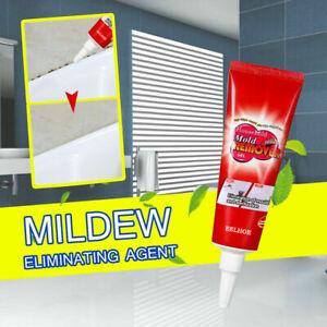 Anti-Odor Household Chemical Deep Wall Mold Mildew Remover Cleaner Caulk Gel ~UK