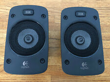 Logitech Z906 5.1 Surround Sound Speakers THX Dolby Digital DTS, Pair Tested