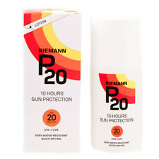 Riemann P20 200ml Sun Tan Lotion Medium Protection SPF 20  UVA + UVB