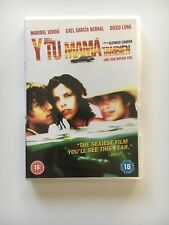 Y Tu Mama Tambien (And Your Mother Too) - Special Edition (Dvd) Region 2 Import!