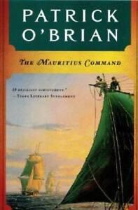 The Mauritius Command (Aubrey/Maturin ) - Paperback By O'Brian, Patrick - GOOD