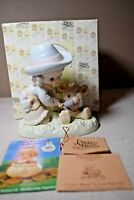 Precious Moments I Can't Bear to Let You Go 1994 Figure w/ Box 532037 Cowgirl