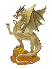 Large Citrine Dragon K147 - Tudor Mint - Land of the Dragons