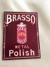 Brasso Polish Retro Fridge Magnet