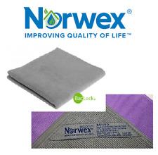 New ListingNorwex Original EnviroCloth - Graphite / Grey with Baclock - Brand New Eco 35Cm