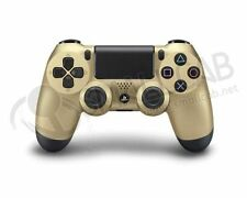 Sony - Playstation Dualshock 4 gold - ps4