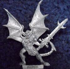 1992 EPIC Chaos Angron Démon primarch of Khorne Citadel warhammer 6 mm 40K Demon