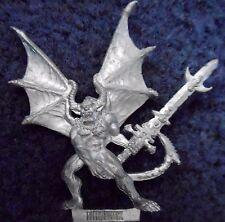 1992 Epic Chaos Angron Daemon Primarch of Khorne Citadel Warhammer 6mm 40K Demon