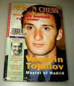New in Chess Magazine, 1997, No. 4 - Veselin Topalov