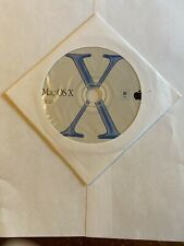 Apple White Label Mac OS X 10.0.3 Install Disc 1Z691-3064-A