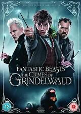 Fantastic Beasts 2: The Crimes of Grindelwald (DVD) Harry Potter / JK Rowling