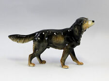 Porzellanfigur Hund Setter Ens 26x16cm 9941341