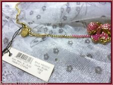 Women marc Jacobs Anabella Beautiful Bow Necklace Rosie M502031 tag New dust bag