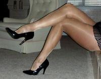 Q Skintone Peavey High Gloss Tights Hooters Uniform Sexy Shiny Pantyhose Shimmer