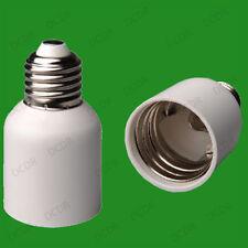 Edison Screw ES E27 To Goliath Screw E40 GES Light Bulb Adaptor Converter Holder