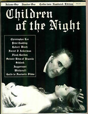 WoW! Children Of The Night #1 Satanic Rites Of Dracula! Flesh Gordon! Juggernaut