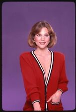 8P LEIGH TAYLOR YOUNG PEYTON PLACE 1983 Harry Langdon 35mm Transparency w/rights