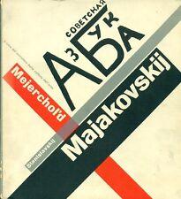 AA. VV. Majakovskij Mejerchol'd Stanislavskij