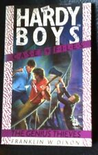 The Hardy Boys Case 9 Files pb Book, The Genius Thieves by Franklin W Dixon