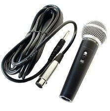 Profi Mikrofon Dynamisches Gesangsmikrofon Studio 5m Kabel microphone (MIK-SM58)