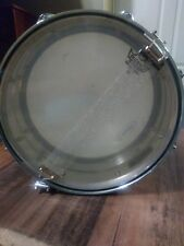"Pearl Sensitone  Snare Drum - 6.5""x14"" - Custom Alloy Steel Shell"