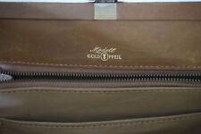gOLD pFEIL Damen Handtasche  braun Leder hell seh guter Zustand klassisch schön