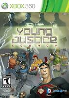 Young Justice: Legacy - Xbox 360 [video game]