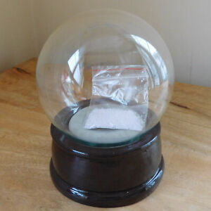 40% off 100mm Medium Snow Globe Kit (ideal for craft groups - minor scratches  )