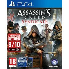 Assassin's Creed Syndicate PS4 Game - Brand new!