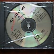 Izzy Stradlin ‎– 117° CD Advanced Promo Edition  Geffen Records ‎– GEFD-25202