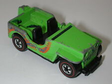 Redline Hotwheels Green 1974 Grass Hopper oc11687