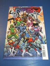Children of the Atom #1 Nauck Variant NM Gem Wow Many 1st Appearances