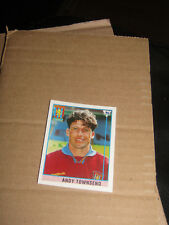 Andy Townsend sticker Merlin Premier League 96 467 1996 football Aston Villa