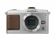 Olympus Mirrorless Single-Lens E-P1 Body Silver E-P1 Body-Slv