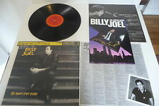 BILLY JOEL LP AN INNOCENT MAN.PRESSAGE JAPON + OBI+ BOOKLET.