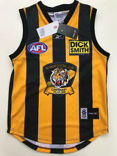 RICHMOND CENTENARY VFL/AFL 2008 Limited Edition JUMPER Signed BOURKE HAFEY CROWE